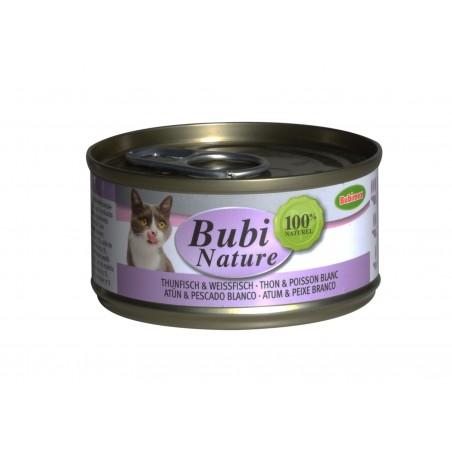 Pâtée Bubi Nature Chat - Thon / Poisson blanc - 70g