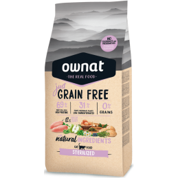 OWNAT Just Grain Free -...
