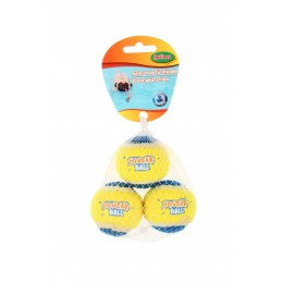 Balles Squeak Ball (x3)