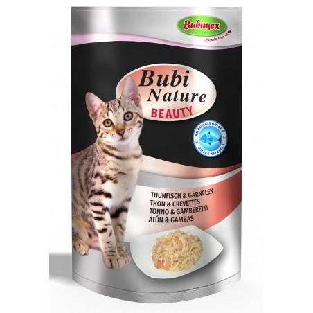 Bubi Nature Beauty Chat - Thon & Crevettes