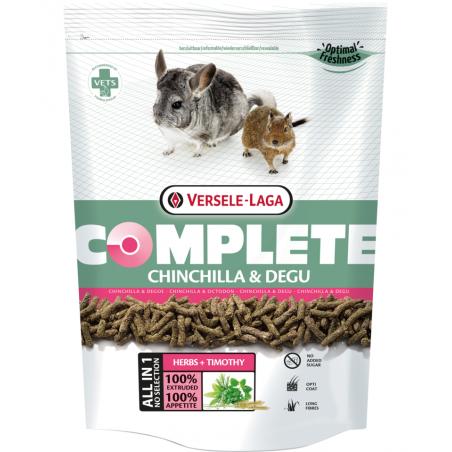 CHINCHILLA & DEGU COMPLETE