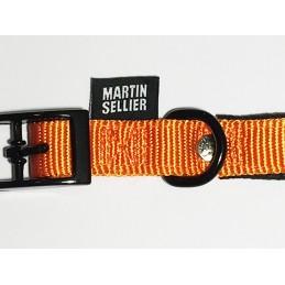 Collier Nylon Confort Orange