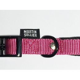 Collier Nylon Confort Rose