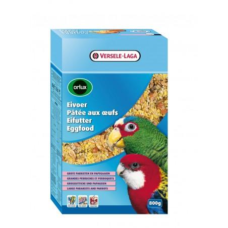 Pâtée aux oeufs sèche grandes perruches & perroquet ORLUX