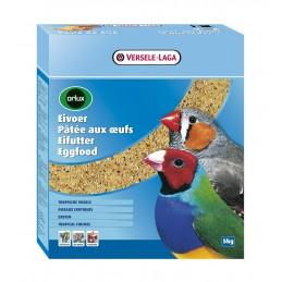 Pâtée aux oeufs sèche oiseaux exotiques 5kg ORLUX