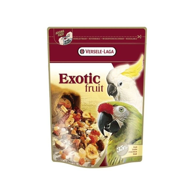 EXOTIC FRUIT FRIANDISE PERROQUET VERSELE LAGA