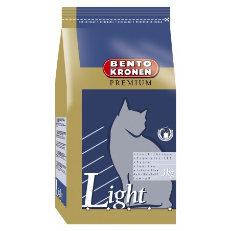 PREMIUM CROQUETTES LIGHT CHAT ADULTE  VERSELE LAGA