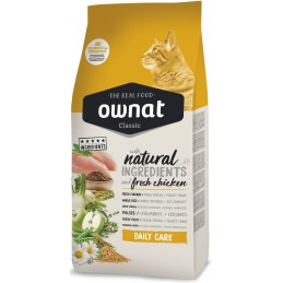 OWNAT Classic Chat Adulte Daily Care