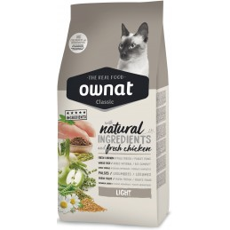 OWNAT Classic Chat Adulte Light