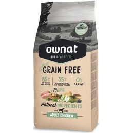OWNAT Just Grain Free poulet 14kg