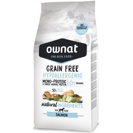 OWNAT Hypoallergénique Grain Free Saumon