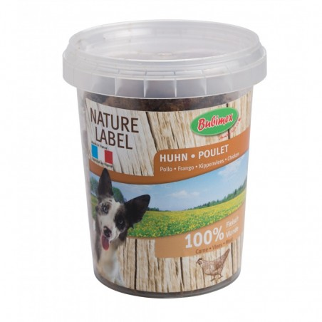 NATURE LABEL 150G AU POULET